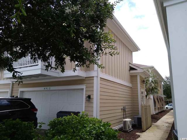 829 Madiera Dr. Ch10 R1, North Myrtle Beach, SC 29582 (MLS #2104610) :: The Litchfield Company