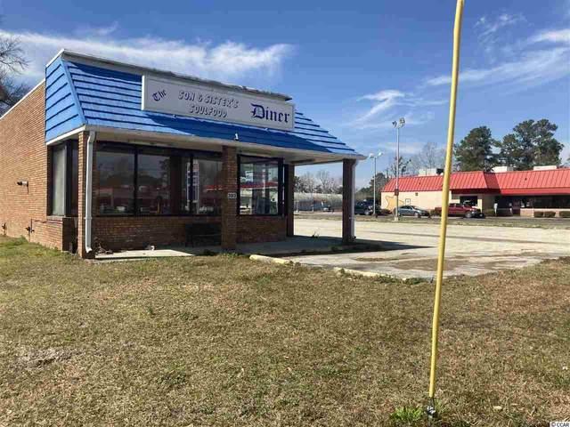 761 S Main St., Hemingway, SC 29554 (MLS #2104612) :: Garden City Realty, Inc.