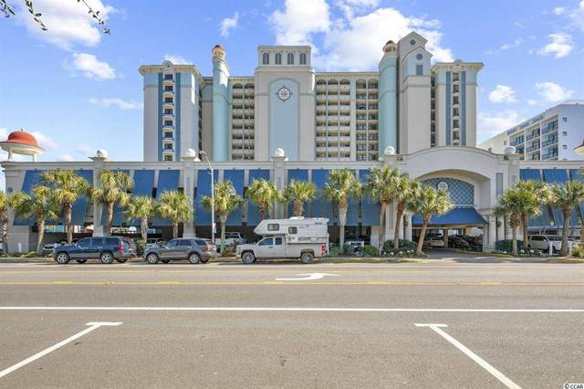2401 S Ocean Blvd. #471, Myrtle Beach, SC 29577 (MLS #2104616) :: James W. Smith Real Estate Co.