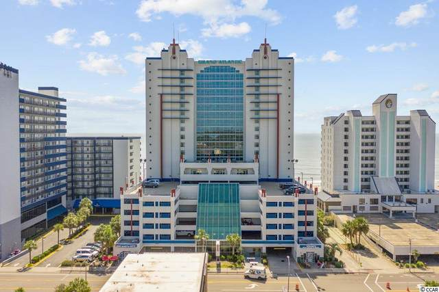 2007 S Ocean Blvd. #705, Myrtle Beach, SC 29577 (MLS #2104632) :: Duncan Group Properties