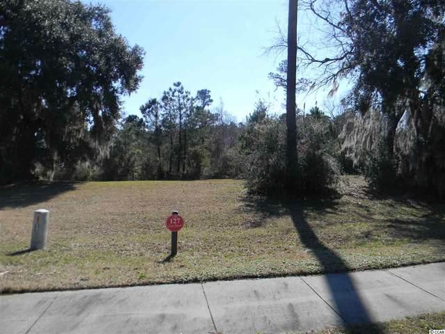 Lot 127 Oaklawn Rd., Georgetown, SC 29440 (MLS #2104637) :: The Litchfield Company