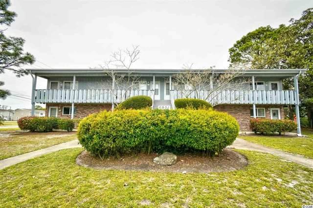 6501 Somerset Dr., Myrtle Beach, SC 29572 (MLS #2104641) :: Armand R Roux | Real Estate Buy The Coast LLC