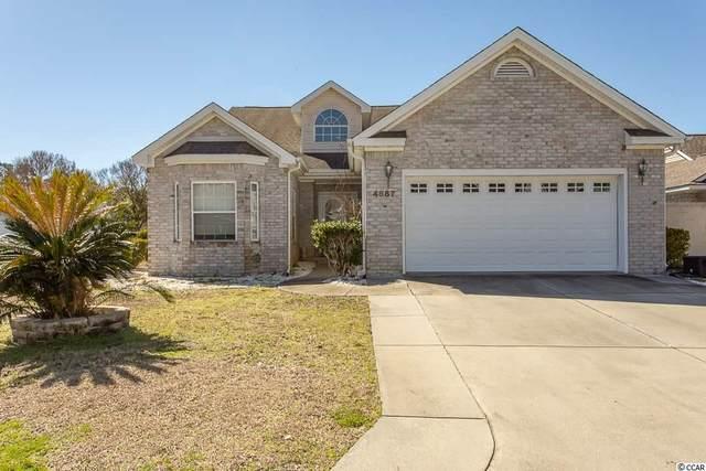 4867 Bermuda Way N, Myrtle Beach, SC 29577 (MLS #2104652) :: James W. Smith Real Estate Co.