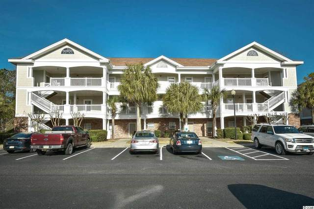 5801 Oyster Catcher Dr. #724, North Myrtle Beach, SC 29582 (MLS #2104663) :: Surfside Realty Company