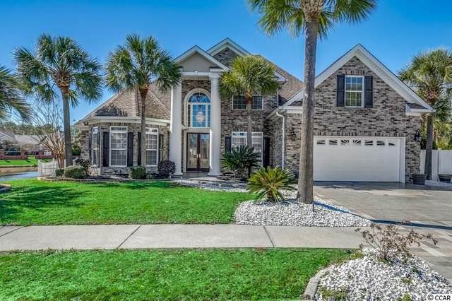 3531 Queens Harbour Blvd., Myrtle Beach, SC 29588 (MLS #2104666) :: The Lachicotte Company