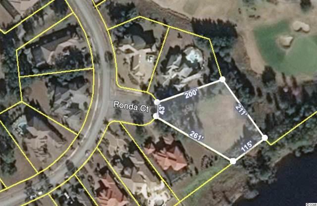 9485 Ronda Ct., Myrtle Beach, SC 29579 (MLS #2104668) :: Jerry Pinkas Real Estate Experts, Inc