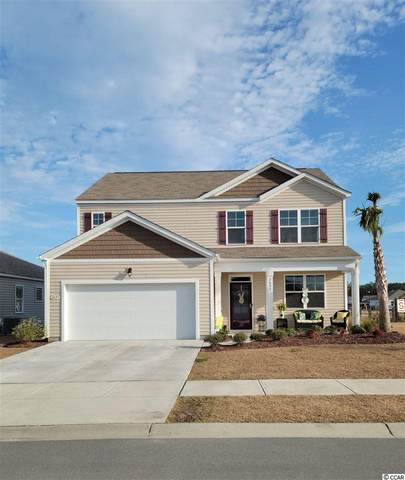 2693 Ophelia Way, Myrtle Beach, SC 29577 (MLS #2104682) :: James W. Smith Real Estate Co.