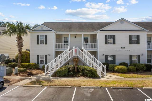4935 Crab Pond Ct. #202, Myrtle Beach, SC 29579 (MLS #2104703) :: James W. Smith Real Estate Co.