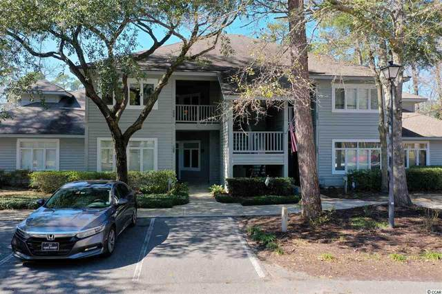 1221 Tidewater Dr. #822, North Myrtle Beach, SC 29582 (MLS #2104724) :: The Hoffman Group