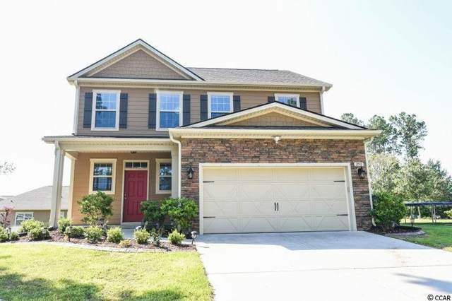 251 Rivers Edge Dr., Conway, SC 29526 (MLS #2104728) :: The Litchfield Company