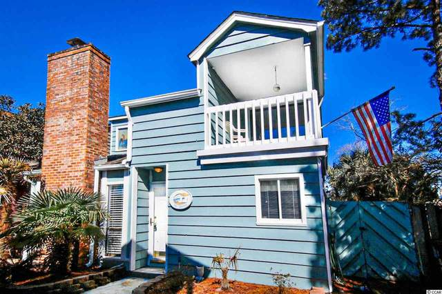 1909-C Edge Dr., North Myrtle Beach, SC 29582 (MLS #2104744) :: Surfside Realty Company