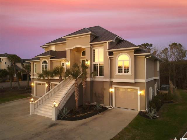 2717 Ship Wheel Dr., North Myrtle Beach, SC 29582 (MLS #2104752) :: Garden City Realty, Inc.