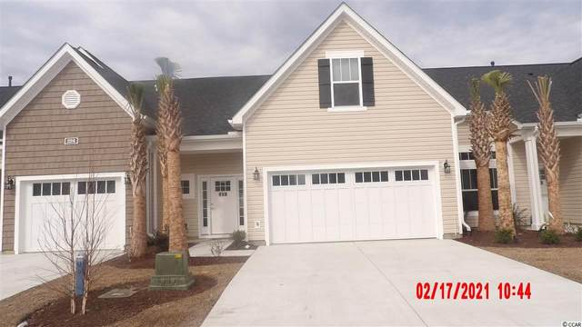 701 Sovereign Ct. #41, Myrtle Beach, SC 29588 (MLS #2104758) :: Duncan Group Properties