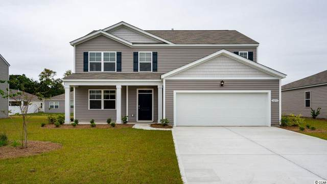 643 Norwich Ln., Myrtle Beach, SC 29588 (MLS #2104767) :: Surfside Realty Company