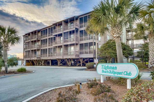 201 N Ocean Blvd. #136, North Myrtle Beach, SC 29582 (MLS #2104771) :: Team Amanda & Co