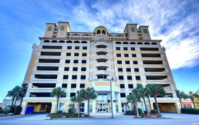 2000 N Ocean Blvd. #1505, Myrtle Beach, SC 29577 (MLS #2104781) :: The Lachicotte Company