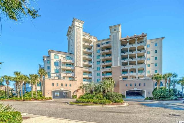 130 Vista Del Mar Ln. 1-402, Myrtle Beach, SC 29572 (MLS #2104785) :: Duncan Group Properties