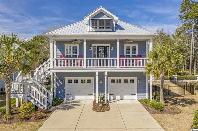 162 Summer Wind Loop, Murrells Inlet, SC 29576 (MLS #2104787) :: James W. Smith Real Estate Co.