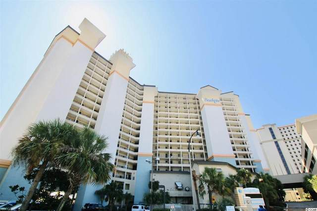 4800 Ocean Blvd. S #1010, North Myrtle Beach, SC 29582 (MLS #2104805) :: Team Amanda & Co