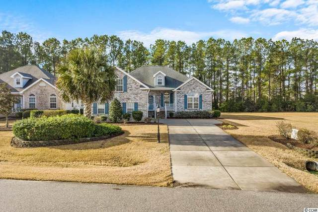 185 NW Ravennaside Dr., Calabash, NC 28467 (MLS #2104806) :: Duncan Group Properties