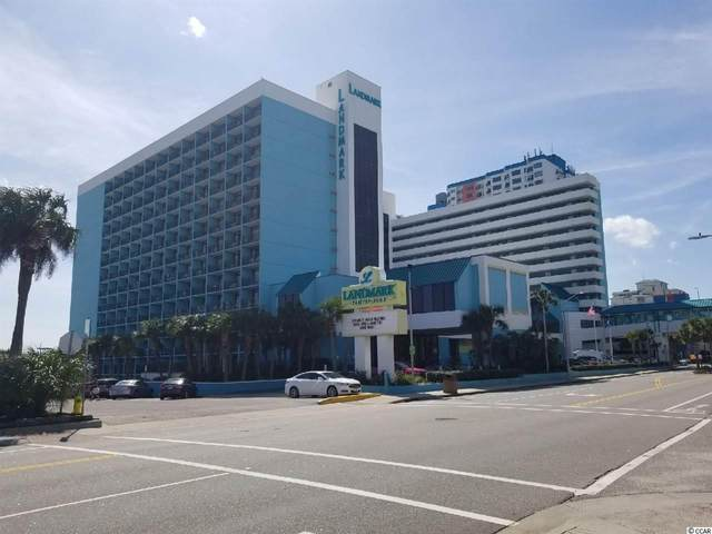 1501 S Ocean Blvd. #1548, Myrtle Beach, SC 29577 (MLS #2104815) :: Coastal Tides Realty
