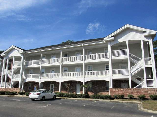 670 Riverwalk Dr. #202, Myrtle Beach, SC 29579 (MLS #2104852) :: The Litchfield Company