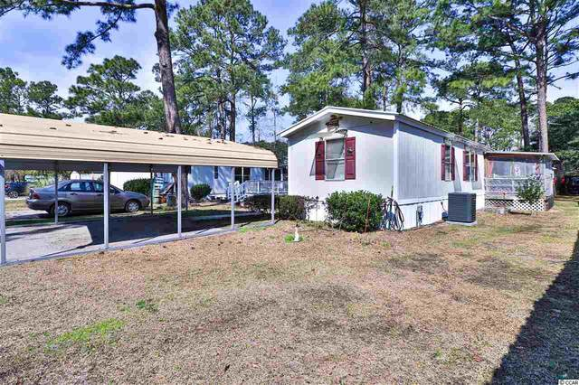 11 Spinnaker Ln., Murrells Inlet, SC 29576 (MLS #2104880) :: Team Amanda & Co