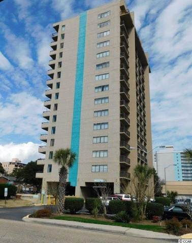 210 75th Ave N #4063, Myrtle Beach, SC 29572 (MLS #2104881) :: Armand R Roux | Real Estate Buy The Coast LLC