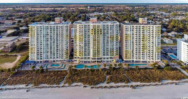 2801 S Ocean Blvd. #1636, North Myrtle Beach, SC 29582 (MLS #2104903) :: Surfside Realty Company