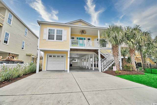 3604 Seaview St., North Myrtle Beach, SC 29582 (MLS #2104904) :: The Litchfield Company