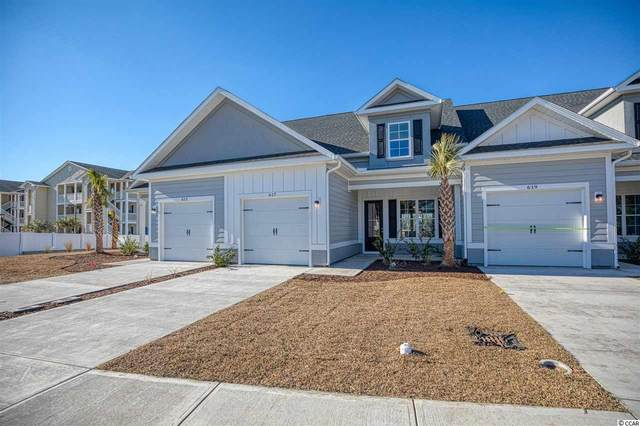 617 Lorenzo Dr. Lot 63, North Myrtle Beach, SC 29582 (MLS #2104908) :: Jerry Pinkas Real Estate Experts, Inc