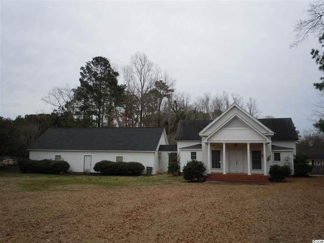700 E 5th St., Tabor City, NC 28463 (MLS #2104914) :: Duncan Group Properties