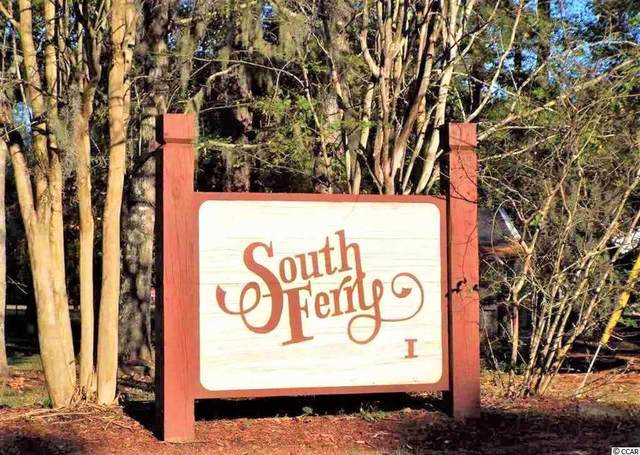 3598 Steamer Trace Rd., Conway, SC 29527 (MLS #2104938) :: The Litchfield Company