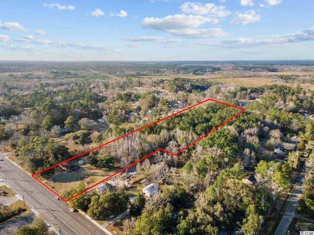 3970 Highmarket St., Georgetown, SC 29440 (MLS #2104944) :: Duncan Group Properties
