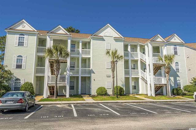 101 Fountain Pointe Ln. #104, Myrtle Beach, SC 29579 (MLS #2104956) :: Grand Strand Homes & Land Realty
