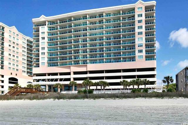 1903 S Ocean Blvd. #703, North Myrtle Beach, SC 29582 (MLS #2104964) :: Armand R Roux | Real Estate Buy The Coast LLC