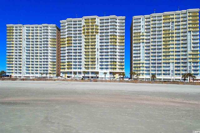 2701 S Ocean Blvd. #508, North Myrtle Beach, SC 29582 (MLS #2104966) :: Armand R Roux | Real Estate Buy The Coast LLC