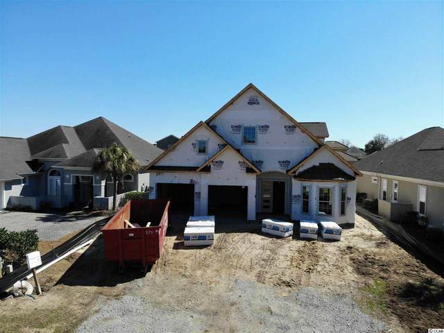 2021 Hideaway Point, Myrtle Beach, SC 29579 (MLS #2104968) :: Armand R Roux | Real Estate Buy The Coast LLC