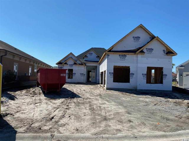 9017 Loggerhead Ct., Myrtle Beach, SC 29579 (MLS #2104969) :: Armand R Roux | Real Estate Buy The Coast LLC
