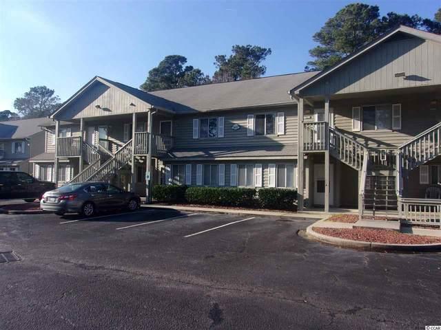 1027 Saint George Ln. Unit B, Myrtle Beach, SC 29588 (MLS #2104982) :: Surfside Realty Company