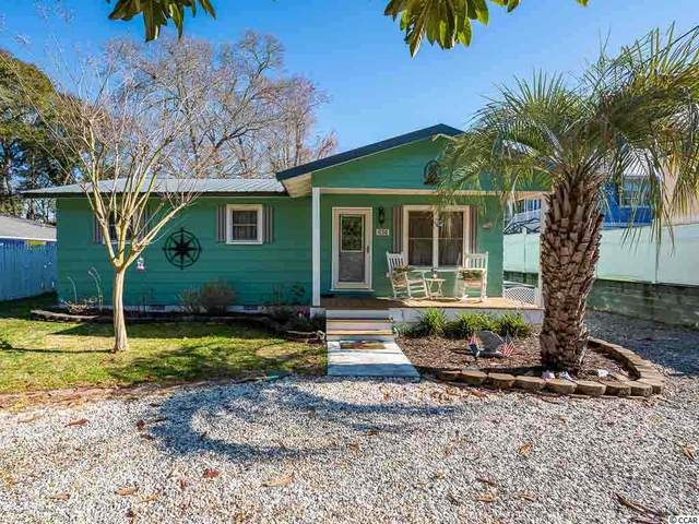 614 S 3rd Ave. S, Surfside Beach, SC 29575 (MLS #2104989) :: The Greg Sisson Team