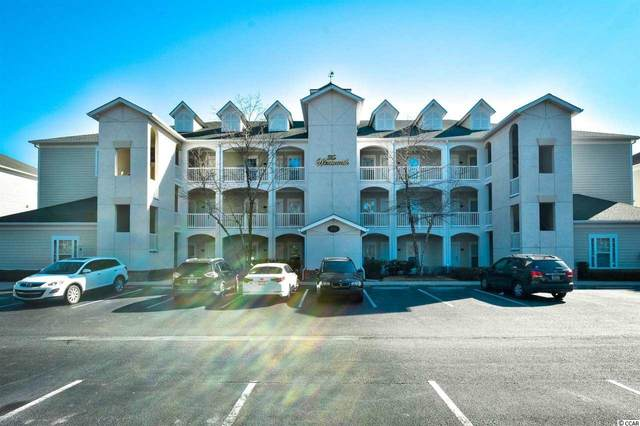 1009 World Tour Blvd. #306, Myrtle Beach, SC 29579 (MLS #2105004) :: Duncan Group Properties