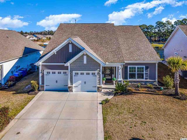 118 Zostera Dr., Little River, SC 29566 (MLS #2105005) :: Coastal Tides Realty