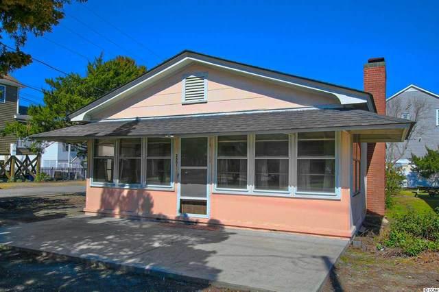 2601 Duffy St., North Myrtle Beach, SC 29582 (MLS #2105009) :: Coastal Tides Realty