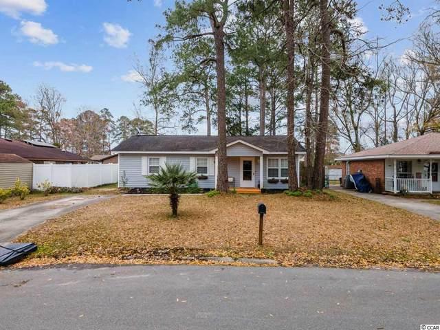 415 Villa Woods Dr., Myrtle Beach, SC 29579 (MLS #2105020) :: The Lachicotte Company