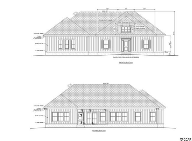 257 Red Tail Hawk Loop, Pawleys Island, SC 29585 (MLS #2105034) :: Armand R Roux | Real Estate Buy The Coast LLC