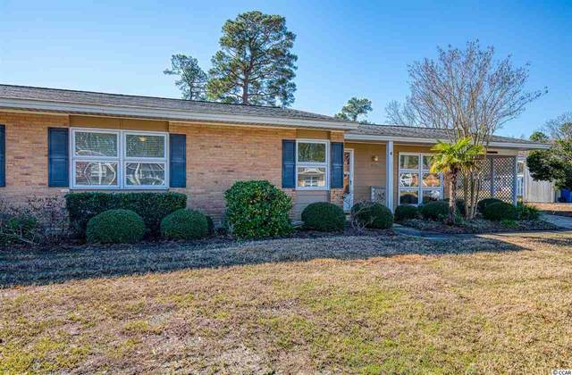 810 Pampas Dr. #810, Myrtle Beach, SC 29577 (MLS #2105048) :: The Litchfield Company