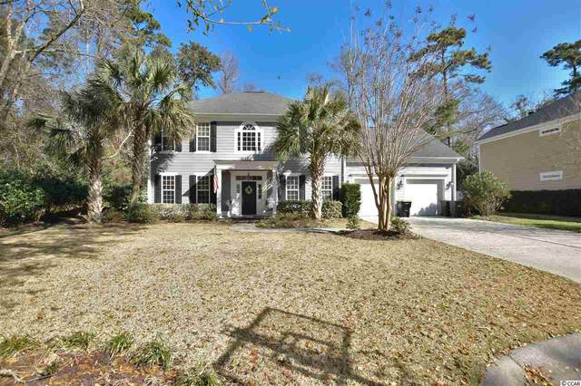 18 Vintners Ln., Murrells Inlet, SC 29576 (MLS #2105054) :: Armand R Roux | Real Estate Buy The Coast LLC