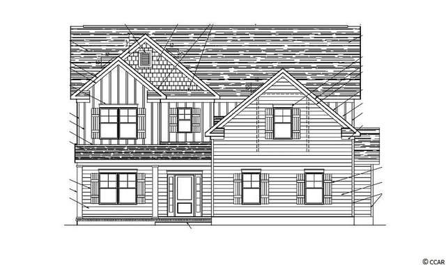 364 Hill Dr., Pawleys Island, SC 29585 (MLS #2105056) :: Armand R Roux | Real Estate Buy The Coast LLC