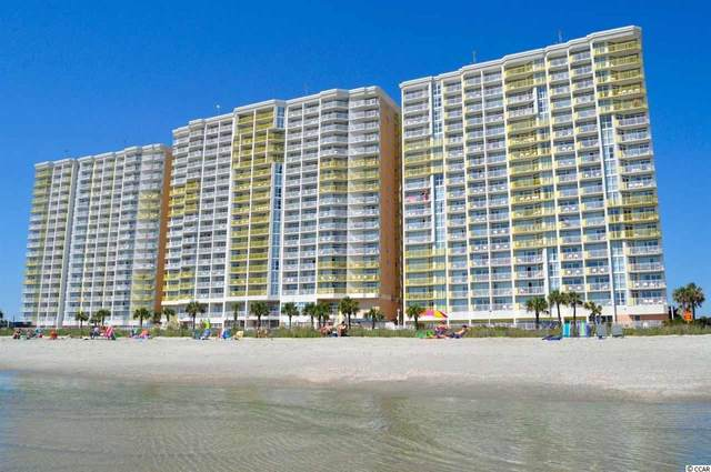 2701 S Ocean Blvd. #702, North Myrtle Beach, SC 29582 (MLS #2105067) :: Grand Strand Homes & Land Realty